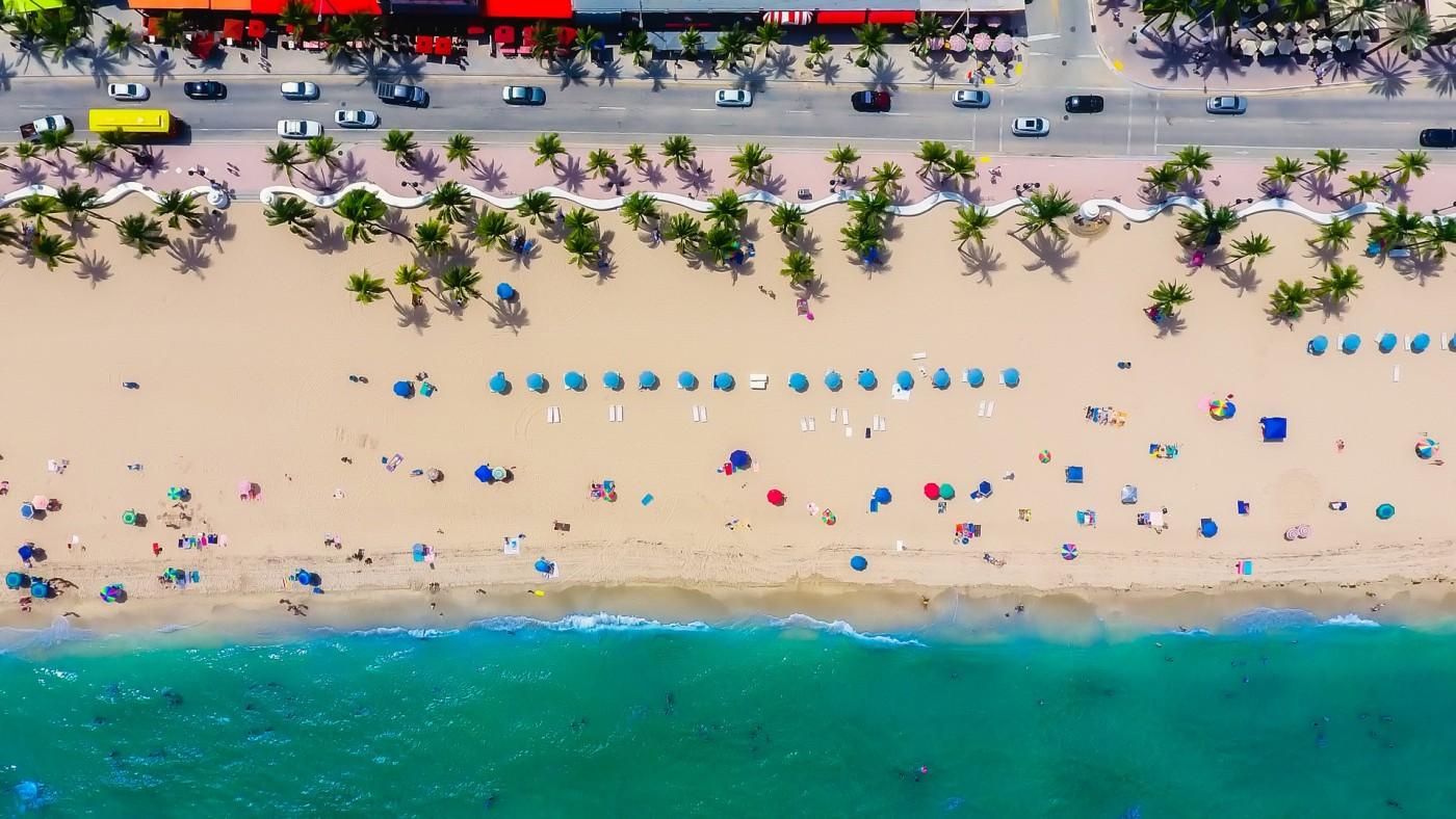Флорида, плаж