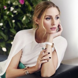 Olivia Palermo and Piaget Possessions – double dose of style and class