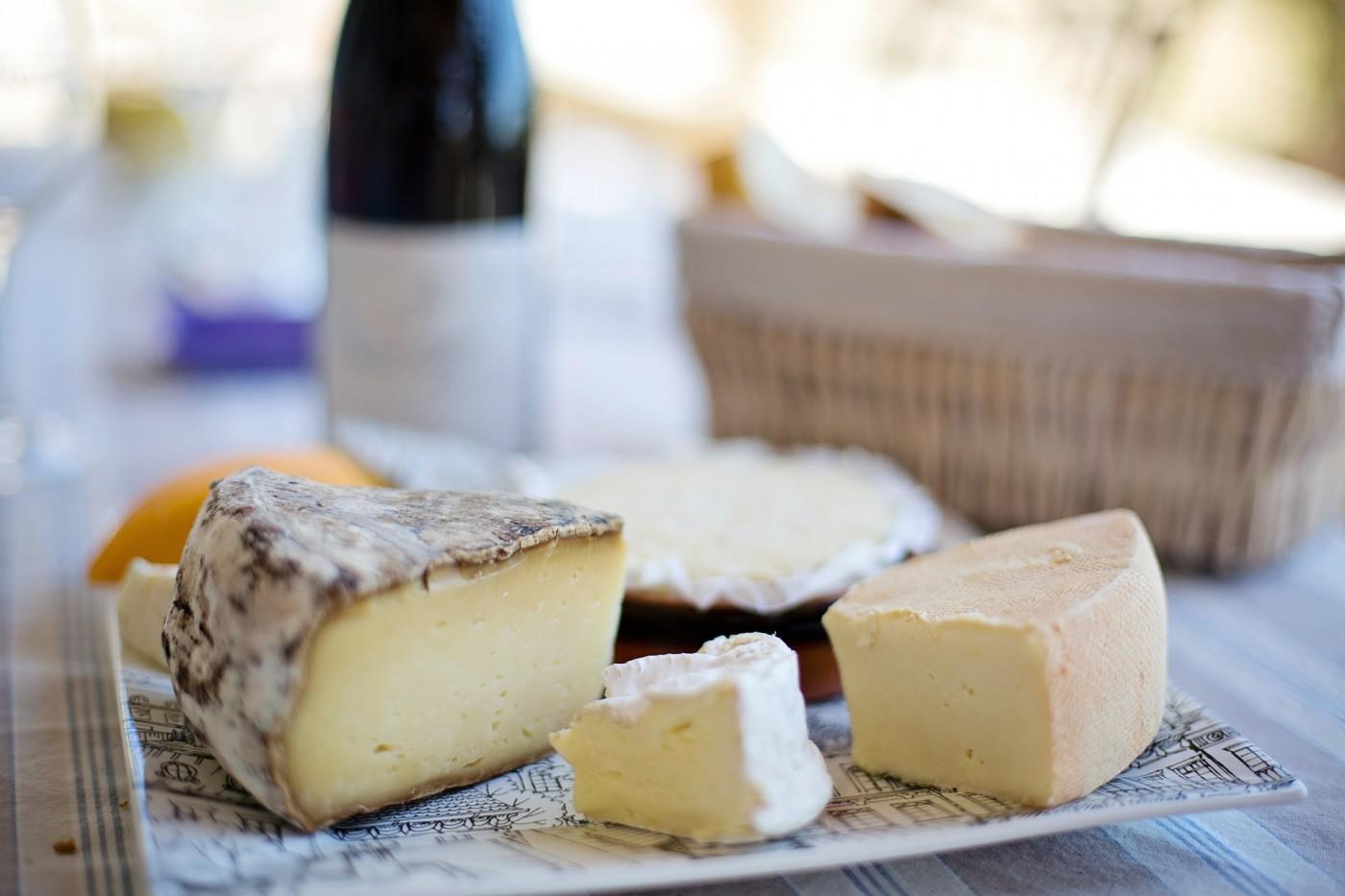 сирене, Франция, храна