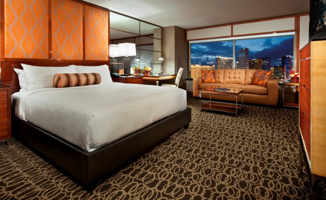 MGM Grand with significant expansion of wellness hotel rooms