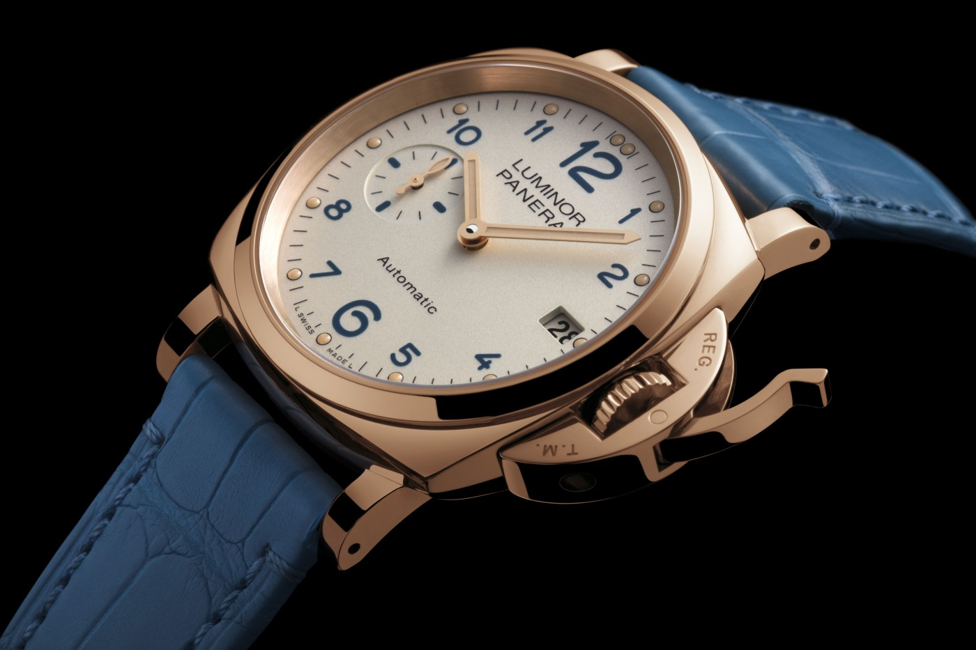 Discover the new Panerai products unveiled at the Geneva watch salon