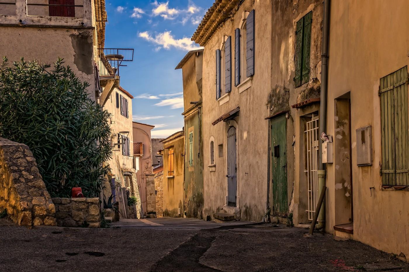 Франция, улици