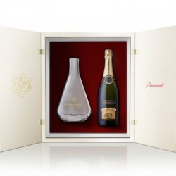 Duval-Leroy champagne x Baccarat