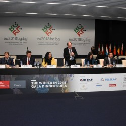 The World In 2018 Gala Dinner Sofia - 8