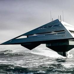 Левитиращата яхта на Джонатан Швинге: между фантастиката и реалността