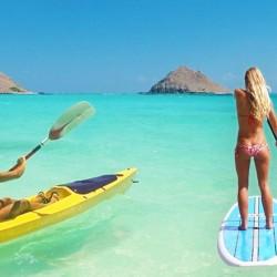 Три водни играчки, които ще вдигнат адреналина ви това лято