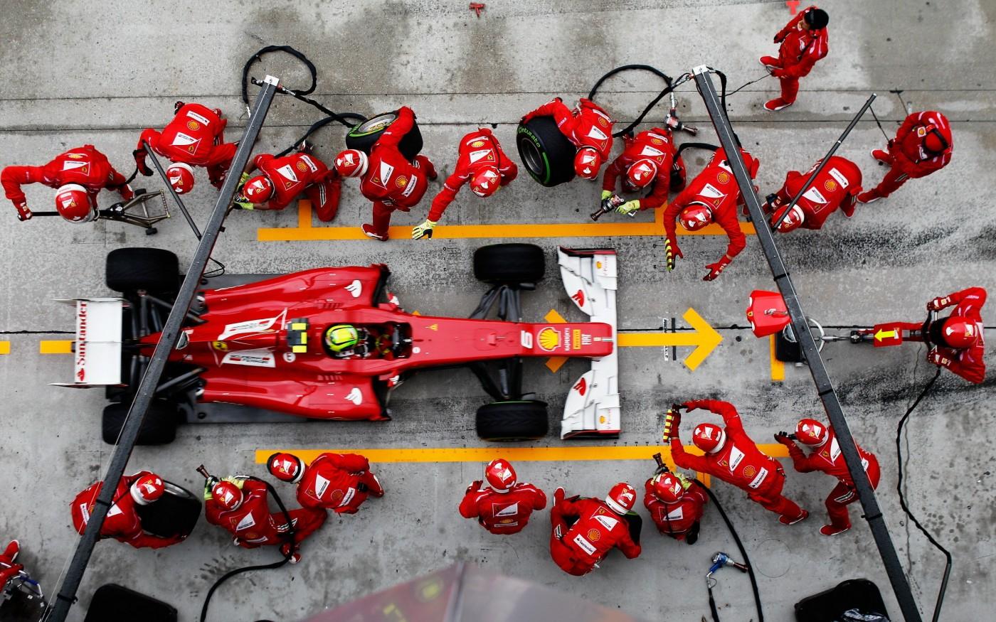 Най-богатите пилоти във F1