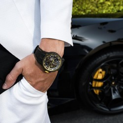 Roger Dubuis and Lamborghini Squadra Corse Dare to Be Rare