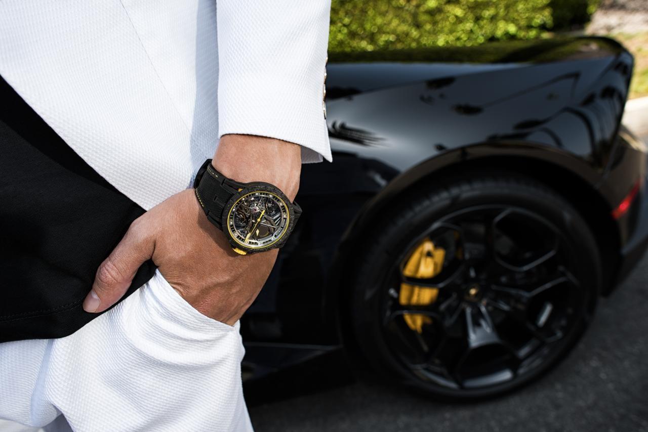 Roger Dubuis and Lamborghini Squadra Corse Dare to Be Rare