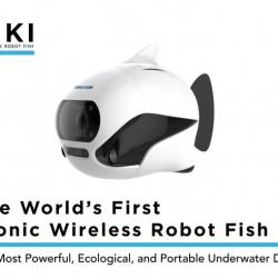 BIKI – първият подводен дрон