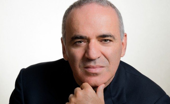 TED2017 представя: Гари Каспаров