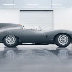 Възкресението на Jaguar D-Type