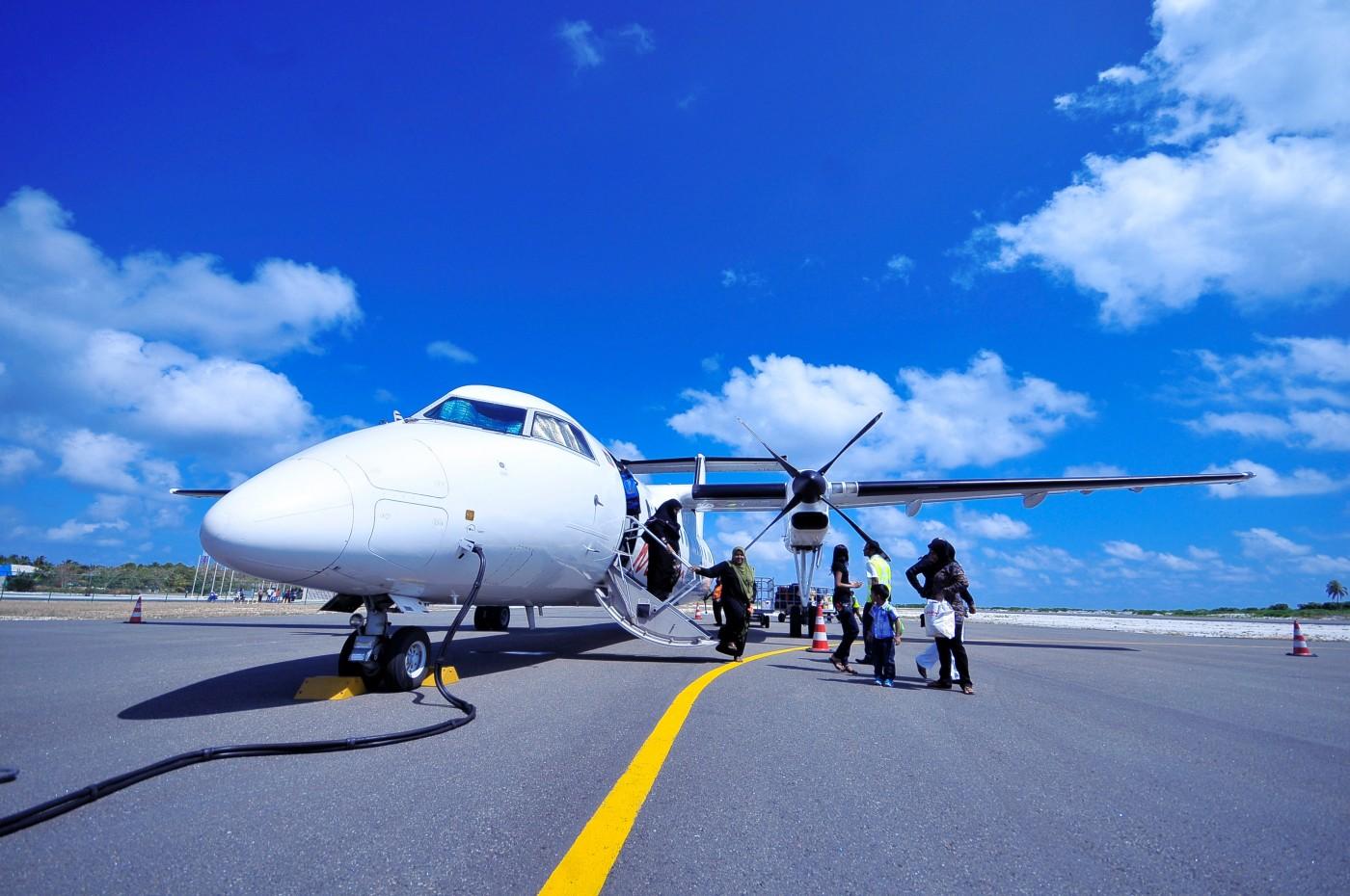 частен самолет