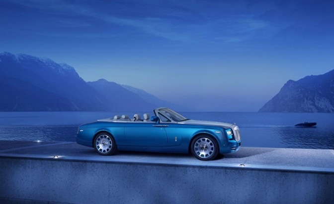 Rolls-Royce Phantom Drophead Waterspeed Collection