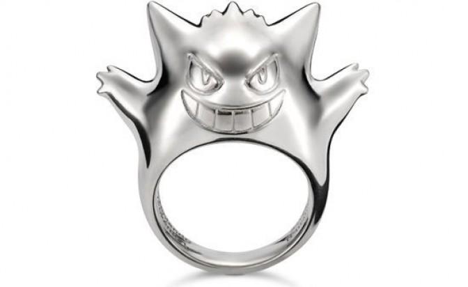 Колекцията от сватбени Pokémon бижута – манията продължава