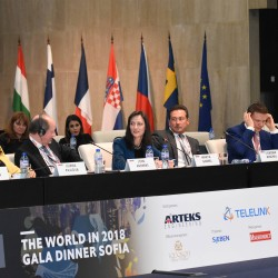 The World In 2018 Gala Dinner Sofia - 14