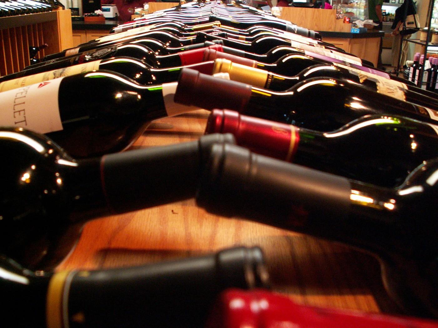 вино, дегустация