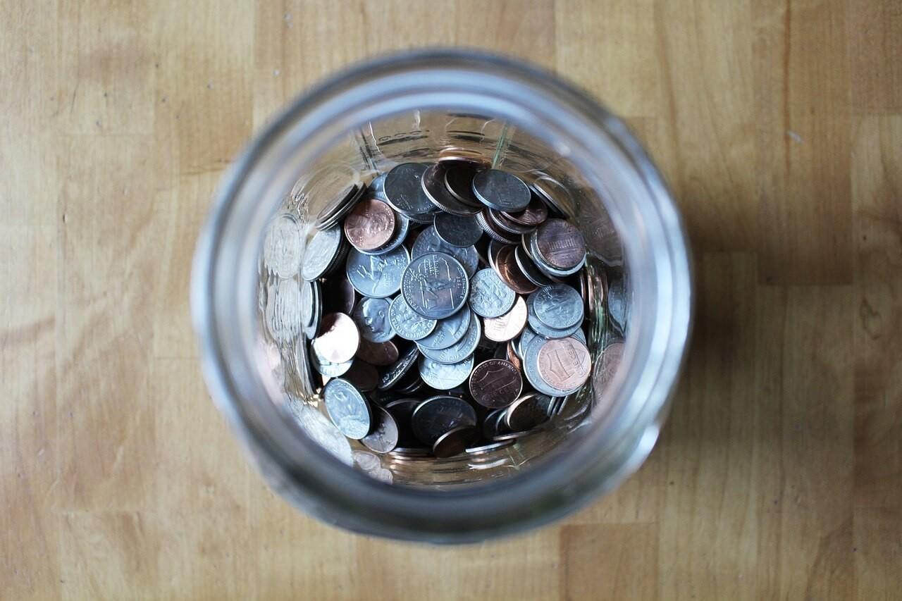 спестяване в буркан