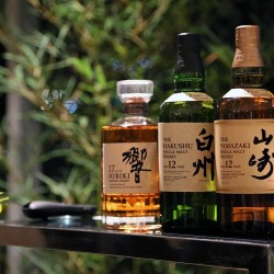 Suntory sends whiskey to space