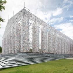 Партенон от 100 000 забранени книги се извисява в Германия - 4