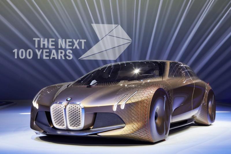 Бъдещето на BMW