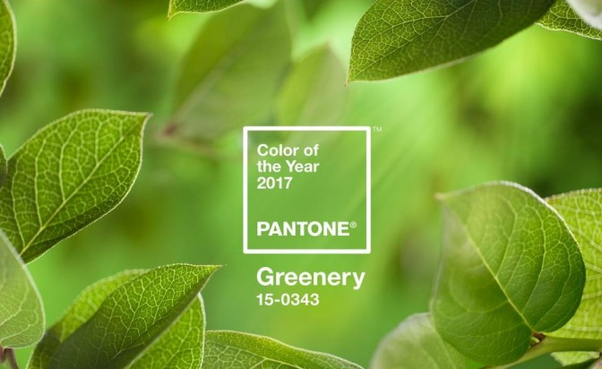 Зеленото – мода, политика и още нещо