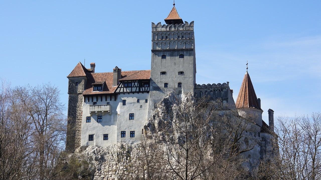 замък дракула румъния