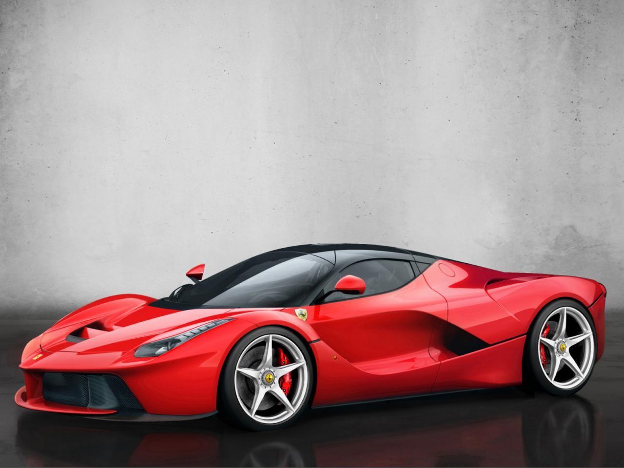 2013 LaFerrari officially revealed