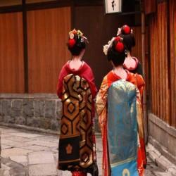 В Япония магията, наречена сакура, продължава от края на март чак до май - 14