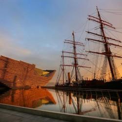 Първият в света V&A музей извън Лондон отваря врати в Дънди, Шотландия - 3
