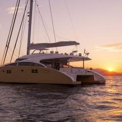 Над 50 супер луксозни яхти акостираха на остров Пукет за новата 2018-та година - 4