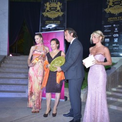 Kempinski Hotel Zografski със Seven Star Global Luxury Award 2013