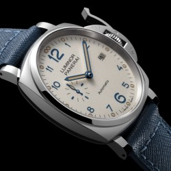 Luminor Due for the first time with 38 mm dial - 5