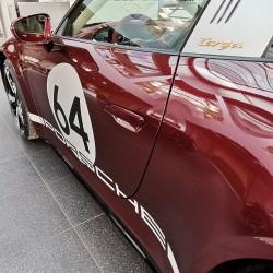 Почит към традицията: модел 911 Targa 4S Heritage Design - 17