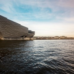 Първият в света V&A музей извън Лондон отваря врати в Дънди, Шотландия - 5