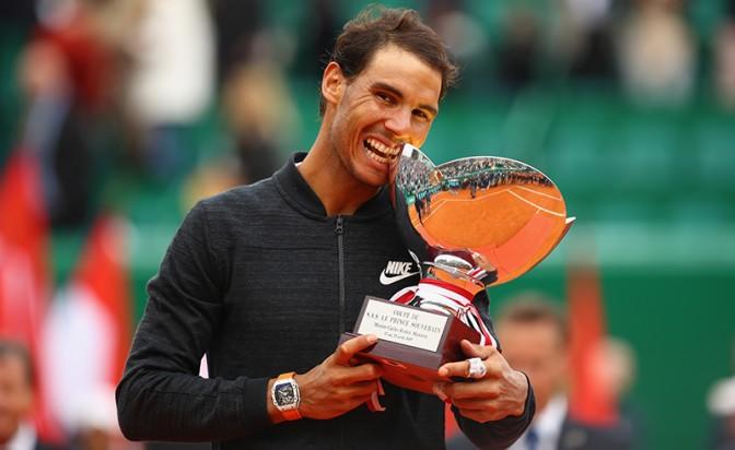Рафаел Надал - №1 в тениса