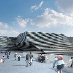 Първият в света V&A музей извън Лондон отваря врати в Дънди, Шотландия - 6