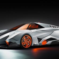 """Lamborghini unveils """"Egoista"""" concept"""