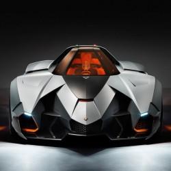 """Lamborghini unveils """"Egoista"""" concept - 2"""