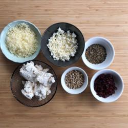 Рецепта за трюфели със сирене, кашкавал и извара - 2