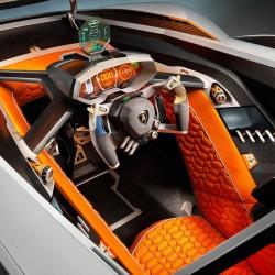 """Lamborghini unveils """"Egoista"""" concept - 3"""