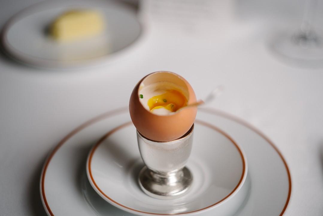 горещо-студено яйце