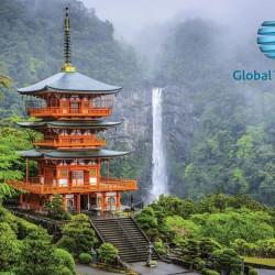 В Япония магията, наречена сакура, продължава от края на март чак до май - 22