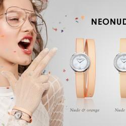 Енергични, летни, цветни: Neonude Straps на Baume&Mercier - 1