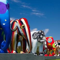 Phuket Randezvous е домакин на Парада на слоновете