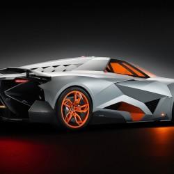 """Lamborghini unveils """"Egoista"""" concept - 5"""