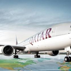 Светът е споделен с намаление -50% от Qatar Airways - 2