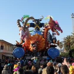 Карнавалът във Виареджо - 4